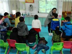 中班组教师优质课比赛风采