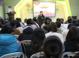 济源市实验幼儿园: 让宪法精神根植心中